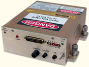 Rugged high voltage COTS military power supplies used on high resolution color displays